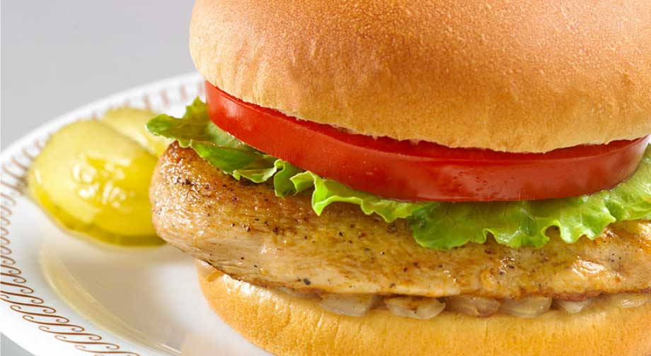 Sandwich items