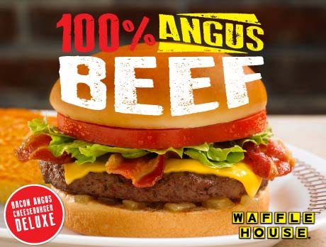 100 ANGUS BEEF 8211 BACON ANGUS CHEESEBURGER DELUXE